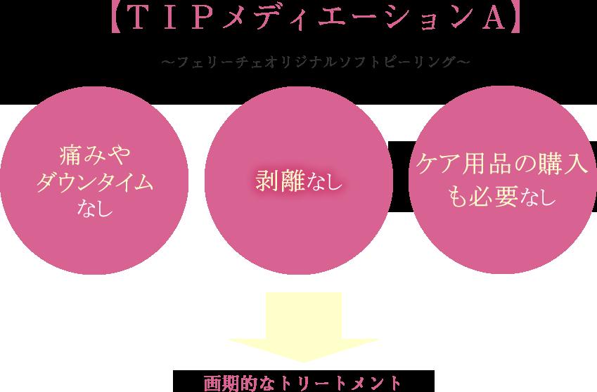 TIPメディアーションA3つの特徴